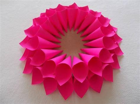 blooms of dahlia barbie bedroom decor diy room decor how to make amazing paper dahlia flower
