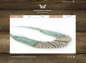 1000 Images About Wix Templates On Pinterest Ecommerce Design Agency And A Website Handcrafted Jewelry Website Templates