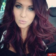 cherry black hair color search and chocolate cherry on