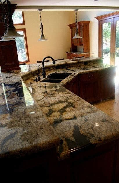 unusual countertops 35 kitchen countertop unique options and ideas