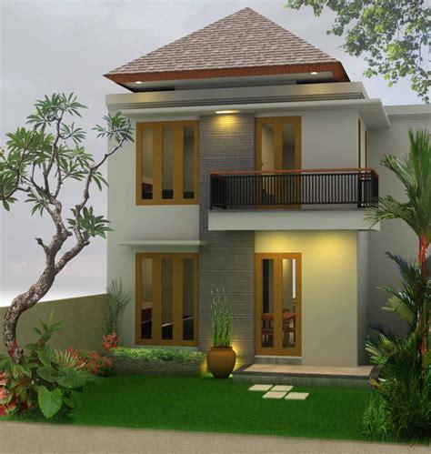 desain rumah mungil minimalis type 27