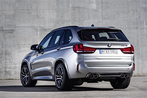 2015 bmw x5 m and x6 m revealed live photos