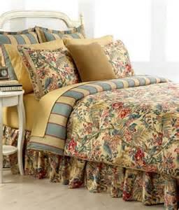 ralph lauren tangier floral 4 piece king comforter set