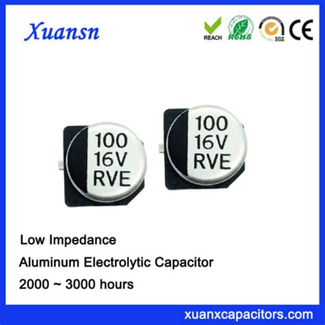surface mount electrolytic capacitor high frequency smd capacitor archives dongguan xuanxuan electrolytic technology co ltd