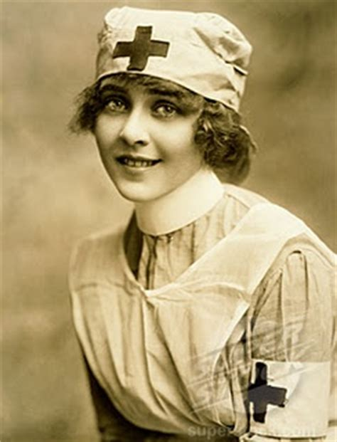 old time nurses in the movies | women that influenced me