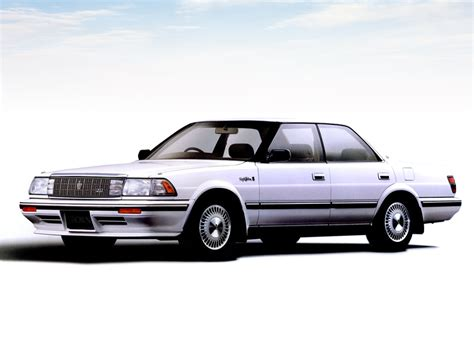 Toyota Crown Zero 1987 Toyota Crown Hardtop Related Infomation