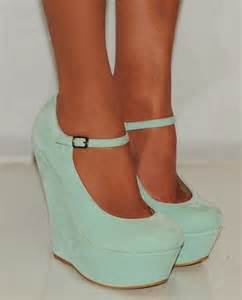 mint colored sandals suede mint green blue from saffron109 on ebay