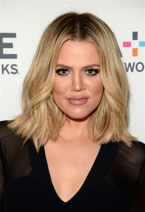 Khloe Hairstyles by Khloe S Hair Is The Most Versatile Cut
