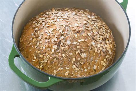 whole grains bread recipe easy crusty whole wheat bread