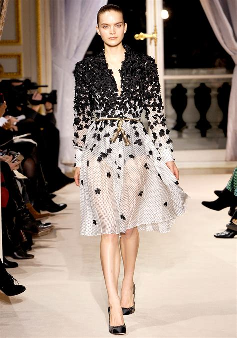 Fashion Week Giambattista Valli Valentino by Giambattista Valli Haute Couture Summer 2012
