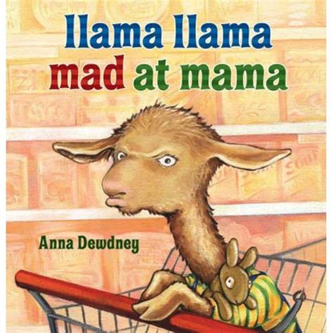 a for llama books llama llama mad at walmart