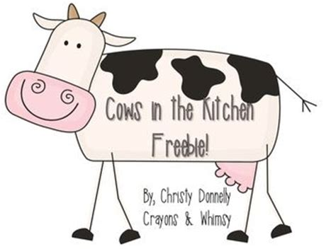 Cows In The Kitchen Story by 17 Best Images About Theme 8 On The Farm On