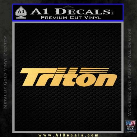 triton boats sticker triton boat decal sticker 187 a1 decals