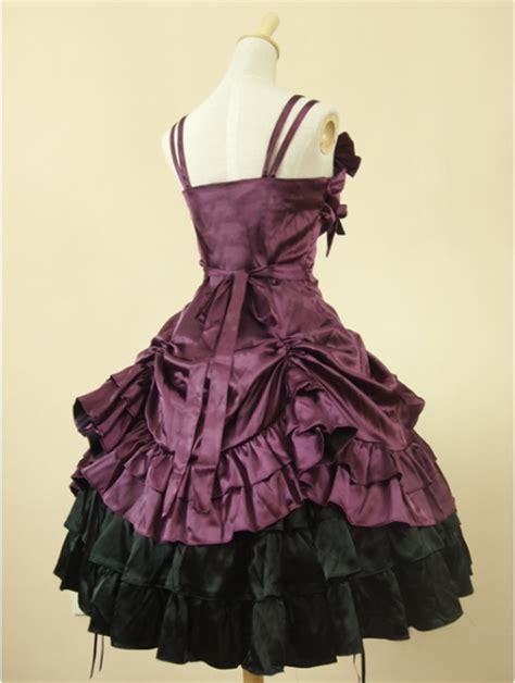 Purple  Ee  Short Ee   Gothic Dress Devilnight  Ee  Uk Ee