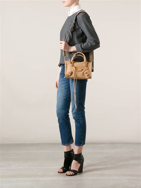 Charleskeith Mini City Bag Original whoa balenciaga mini city bag replica sale with