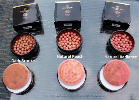 Giordani Gold Bronzing Pearls Golden Edition Blush On Emas Oriflame giordani gold bronzing pearls oriflame makeup purvi