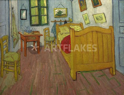schlafzimmer poster quot gogh das schlafzimmer quot picture prints and
