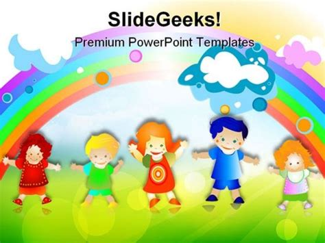 Kid Powerpoint Templates by Free Powerpoint Templates For Children