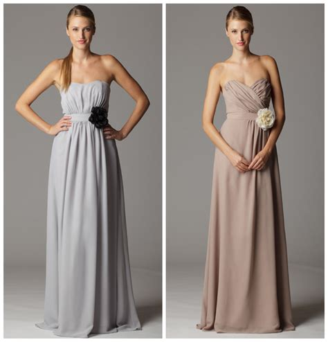 Wedding Dresses Bridesmaid by Soft Flowy Bridesmaid Dresses Rustic Wedding Chic