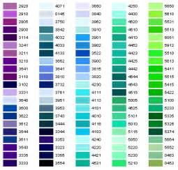 isacord color chart craft town hobby land usa where it pays to shop with a