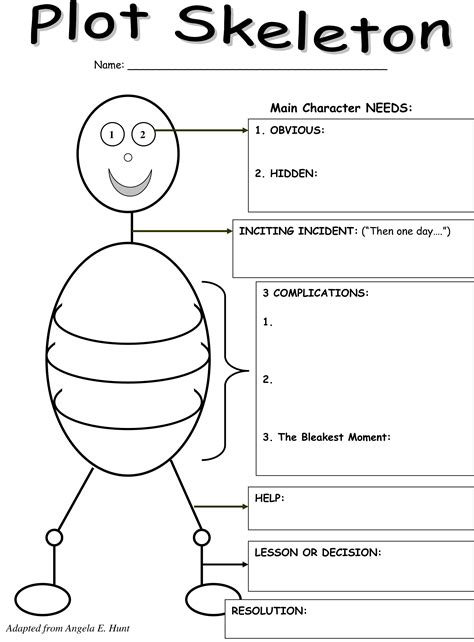 costume plot template the plot thickens a graphic organizer for teaching