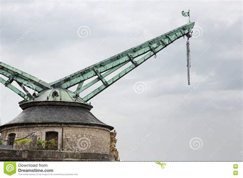 www vr bank würzburg quay of the crane stock image image of transport