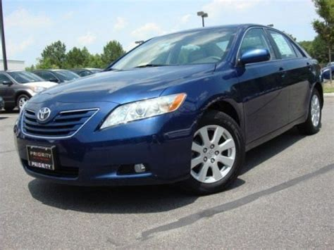 2007 Toyota Camry Specs 2007 Toyota Camry Xle Data Info And Specs