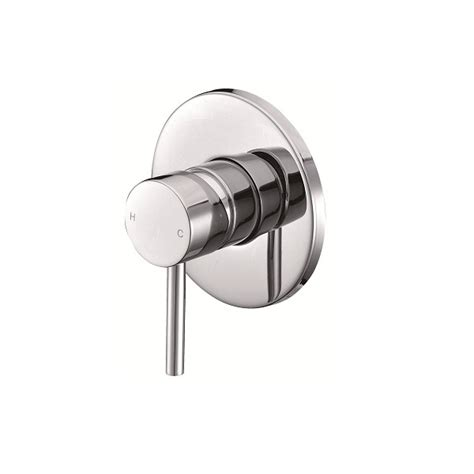 bathroom wall mixer ovale shower mixer banio