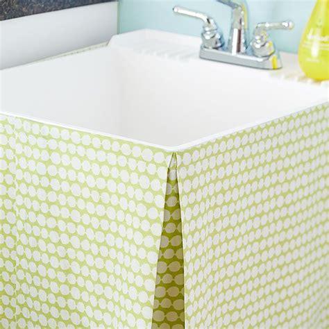 Basement Utility Sink Skirt D 25 Best Ideas About Bathroom Sink Skirt On