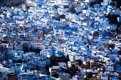The Blue City Morocco | chefchaouen the blue city in morocco places to see in