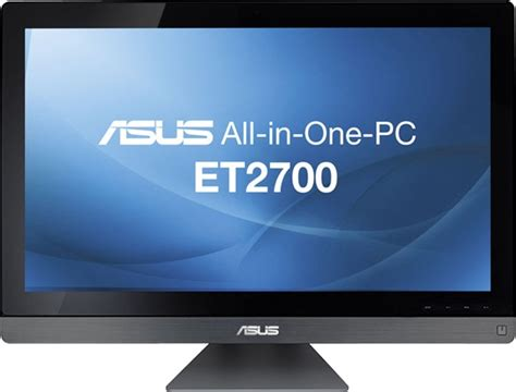all in one pc mattes display asus launches et2700 all in one pc equipped with