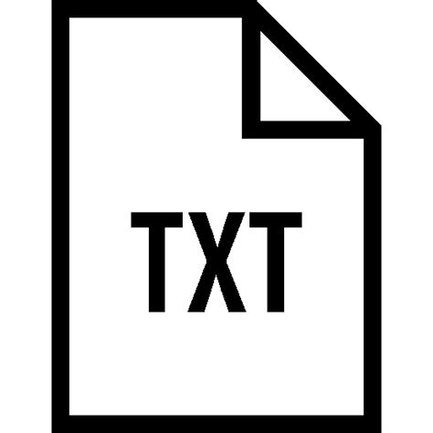 Files Txt Icon | iOS 7 Iconset | Icons8 .txt