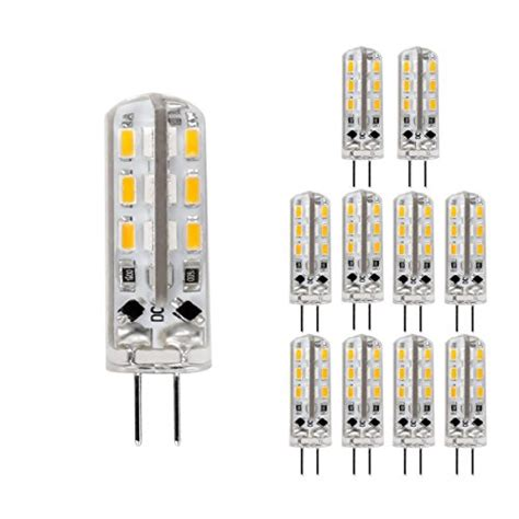 Led Le G4 Sockel 12v Weiss Warm by Le 1 5w G4 Led Bulb 20w Halogen Bulbs Equivalent 12v Dc Import It All