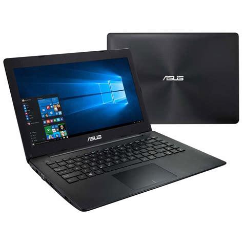 Laptop Asus A455lb Wx003d asus x453sa wx001d wx002d wx003d wx004d intel n3050 2gb 500gb 14 inch dos black