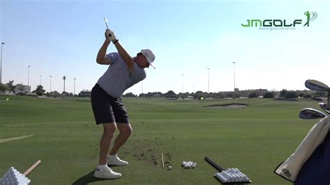 ernie els iron swing ernie els iron swing slow motion 2016 youtube
