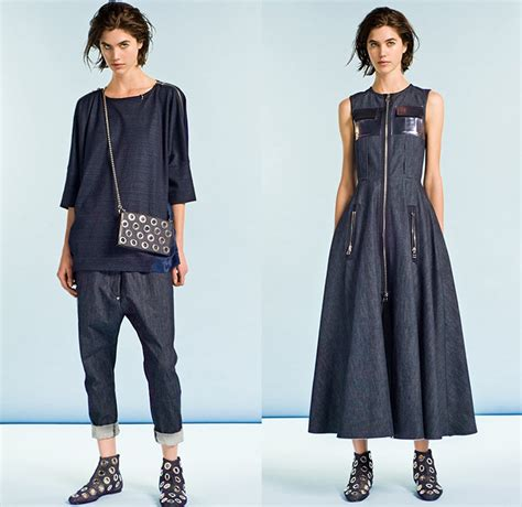 spring 2015 womens styles irf 233 2015 resort womens presentation denim jeans fashion