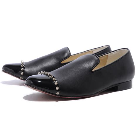 rollerboy loafers christian louboutin rollerboy loafers black loafers