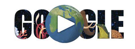 doodle de hoy 23 de abril de 2015 el d 237 a de la tierra 2015 recursos gratis en