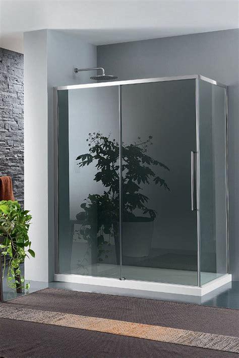 box doccia 3 pareti oltre 25 fantastiche idee su pareti per doccia su