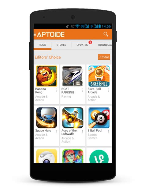 aptoide android aptoide la tienda de aplicaciones en la que puedes crear tu propia tienda y que vigila