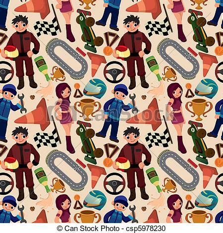 f1 pattern stock vector clipart of seamless f1 pattern csp5978230 search
