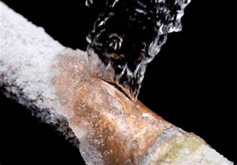 frozen hot water pipes tsm plumbing burst pipes repaired emergency 24 7