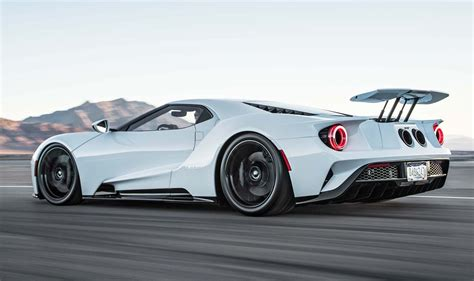 ford supercar all new 2017 ford gt bloat the ferrari 458 speciale