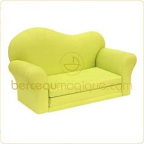 canapé convertible enfant coussin pouf fauteuil canape pour enfant meuble