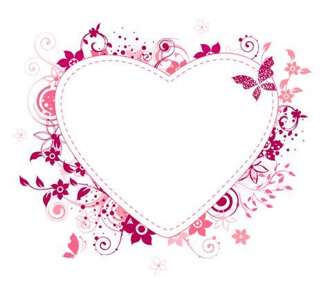 establecer etiquetas vintage con los corazones vector de corazones marcos toppers o etiquetas para imprimir