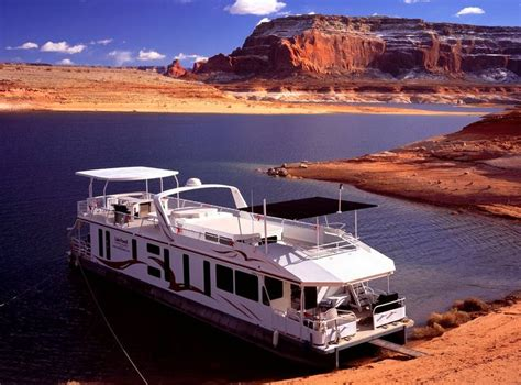 arizona house boat rental lake powell vacations houseboating resorts marinas glen canyon recreation area places that