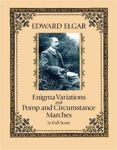 enigma variations a novel books enigma variations and pomp and circumstance marches in