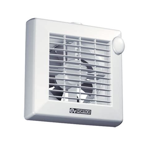 vortice punto m100 4 axial bathroom fan w timer option