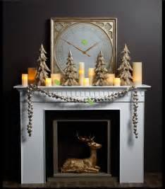 Mantel Decor christmas mantel decor inspiration