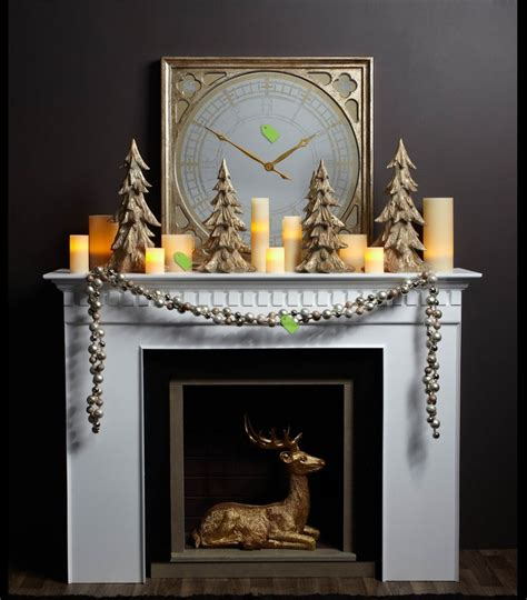 Mantle Decoration by Mantel Decor Inspiration